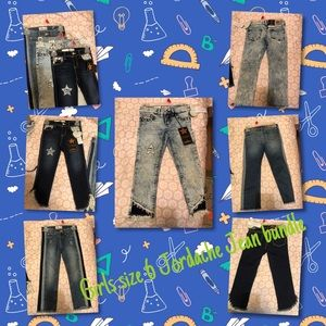 Girl size 6T NWT Jeans